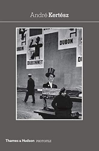 9780500410639: André Kertész (Photofile)