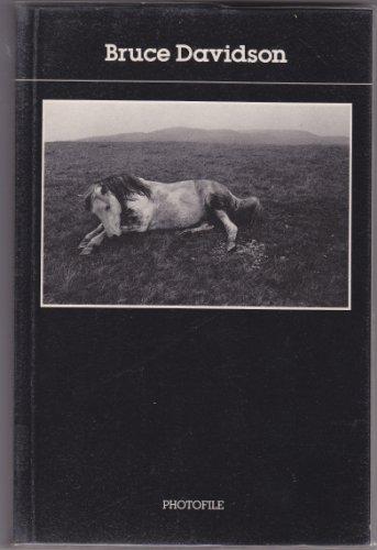 9780500410721: Bruce Davidson (Photofile) (English and Spanish Edition)