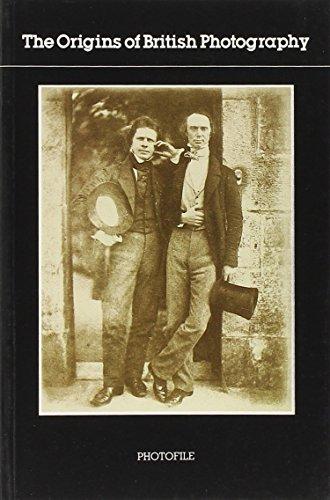 9780500410820: Origins of British Photography (Photofile)