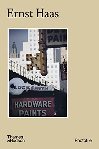 9780500411018: Ernst Haas (Photofile)