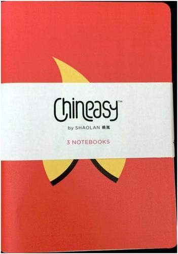 9780500420133: Chineasy: Set of 3 A5 Notebooks
