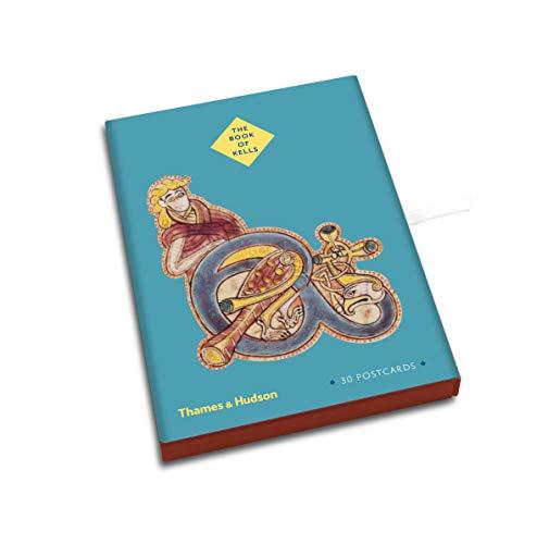 9780500420256: The Book of Kells: Postcards (Thames & Hudson Gift)