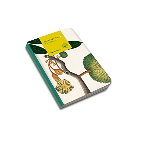 9780500420294: Remarkable Plants: Notebook Set (3) - A5