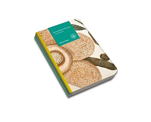 9780500420300: Remarkable Plants: Mini Notebooks: Set of 3 (Thames & Hudson Gift)