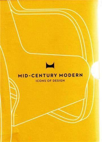 9780500420393: Mid-Century Modern Icons of Design (Thames & Hudson Gift)