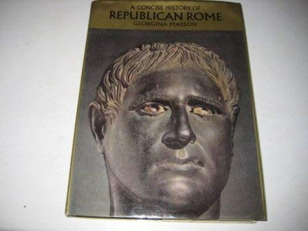 9780500450154: A Concise History of Republican Rome (Illustrated Natural History S.)