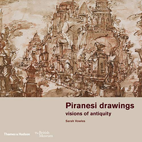 9780500480618: Piranesi Drawings : Visions of antiquity