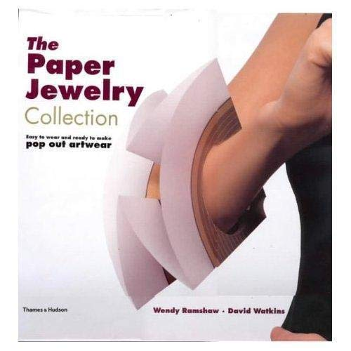 9780500510193: The Paper Jewelry Collection: Pop Out Artwear