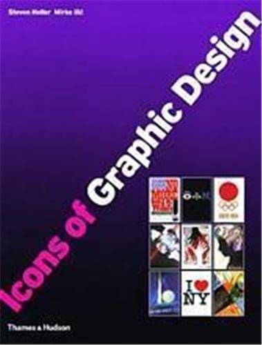 9780500510414: Icons of Graphic Design