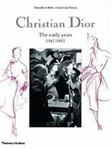 9780500510636: Christian Dior : Early Years /Anglais