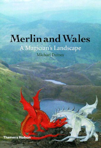 9780500510797: Merlin and Wales: A Magician's Landscape