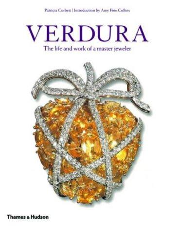 9780500510827: Verdura the Life and Work of a Master Jeweler (Hardback) /Anglais