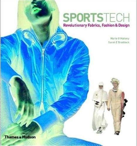 9780500510865: Sportstech: Revolutionary Fabrics, Fashion, and Design