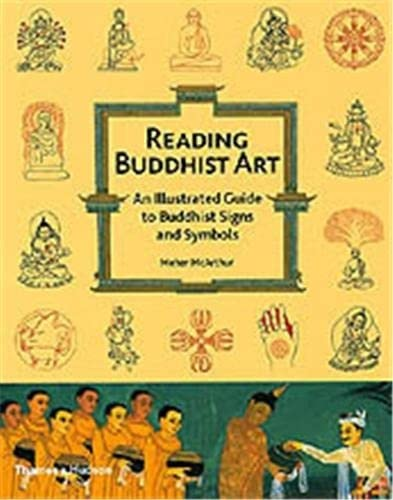 reading buddhist art by mcarthur meher thames hudson rh abebooks co uk Illustrated Guide to Cocktails book of signs and symbols - an illustrated guide to their origins and meanings
