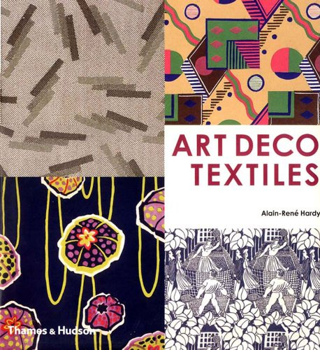 9780500511176: Art Deco Textiles: The French Designers - AbeBooks ...