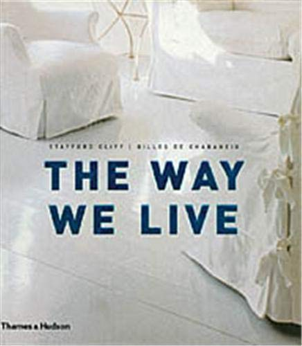 9780500511374: The Way We Live: Making Homes / Creating Lifestyles
