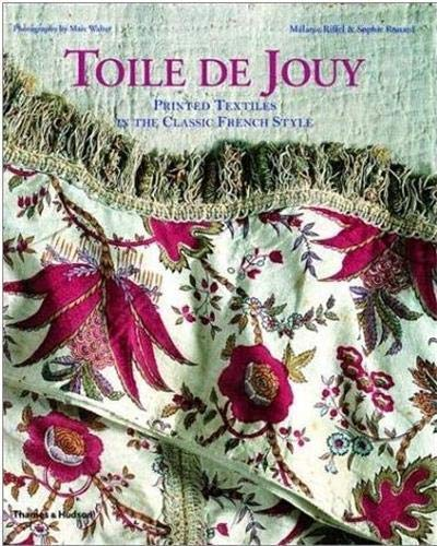 9780500511497: Toile de Jouy: Printed Textiles in the Classic French Style