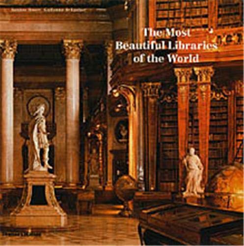 9780500511558: The Most Beautiful Libraries of the World