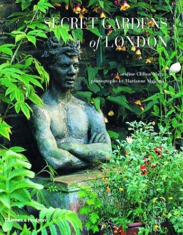 9780500511565: Secret Gardens Of London