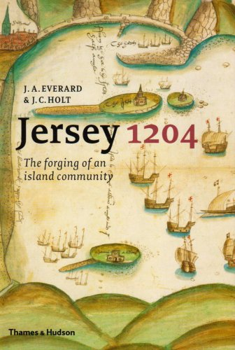 9780500511633: Jersey 1204: The Forging of an Island