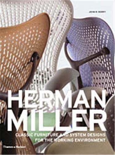 9780500512029: Herman Miller: Classic Furniture and System Designs for the Working Environment