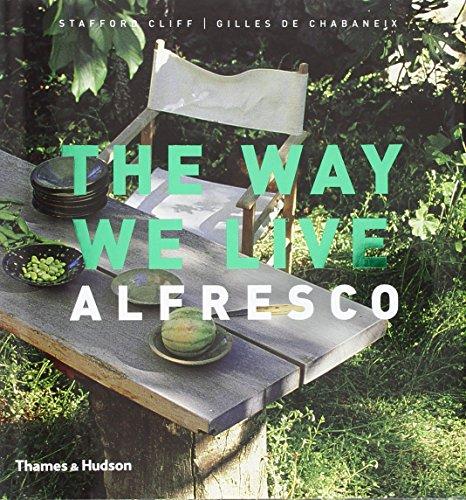 9780500512227: The Way We Live: Alfresco