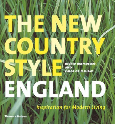 9780500512906: The New Country Style : England