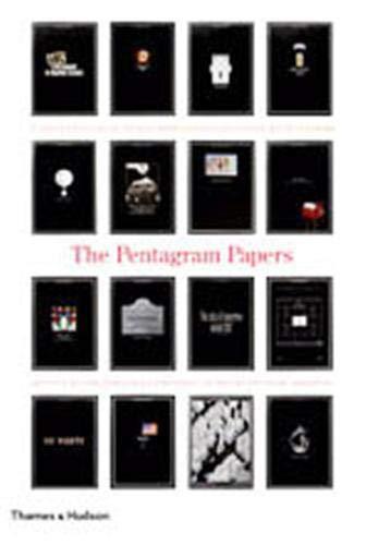 9780500513347: The Pentagram Papers: a collection of 36 unique publications designed by Pentagram