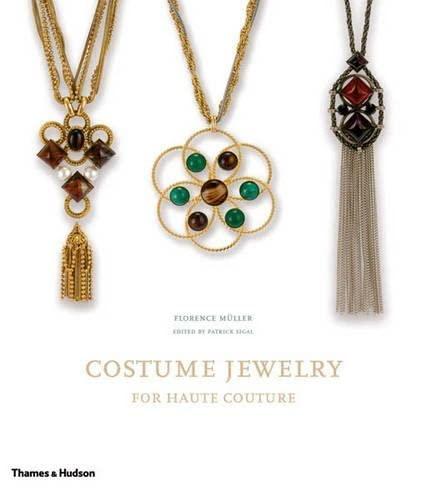 9780500513354: costume jewelry /anglais