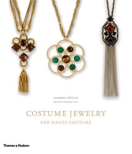 9780500513354: costume jewelry /anglais