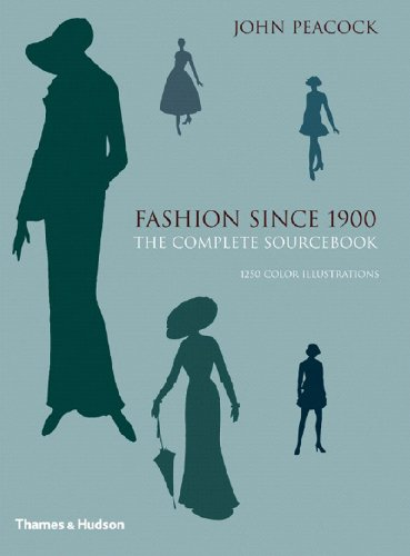 9780500513453: Fashion Since 1900: The Complete Sourcebook