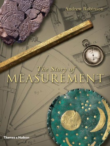 9780500513675: The Story of Measurement