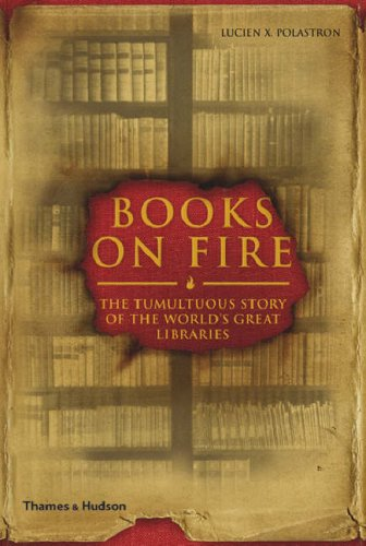 9780500513842: Books on Fire