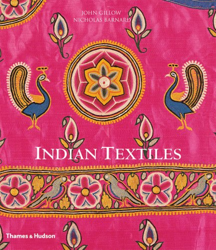 9780500514320: Indian Textiles: With 475 Illustrations, 450 in Color and 4 Maps