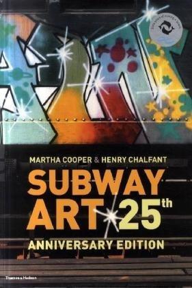 9780500514542: Subway art : 25th anniversary