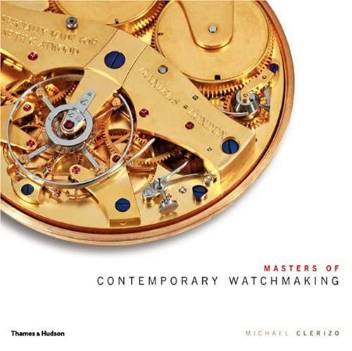 9780500514856: Masters of Contemporary Watchmaking