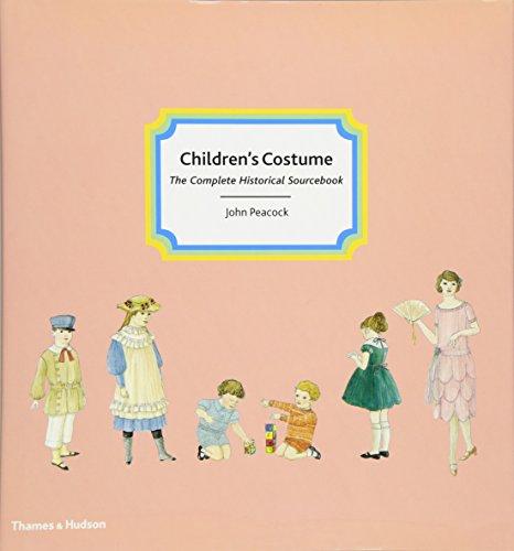 9780500514887: Children's Costume: The Complete Historical Sourcebook