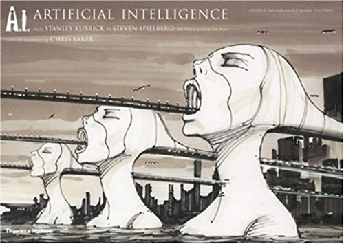 9780500514894: A.i. Artificial Intelligence: From Stanley Kubrick to Steven Spielberg: the Vision Behind the Film