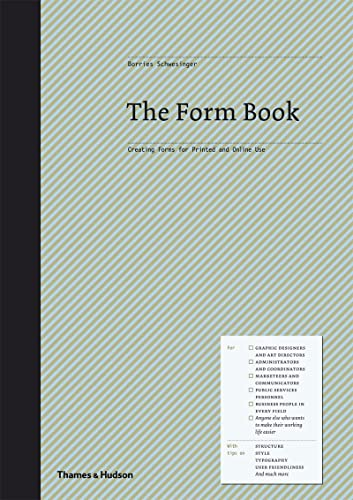 9780500515082: The Form Book: Creating Forms for Printed and Online Use