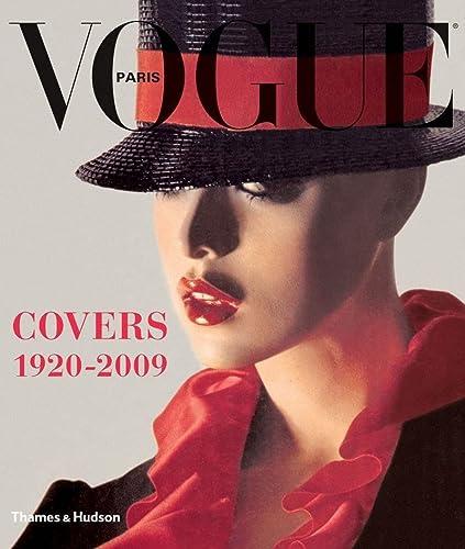 9780500515136: Paris Vogue Covers 1920-2009