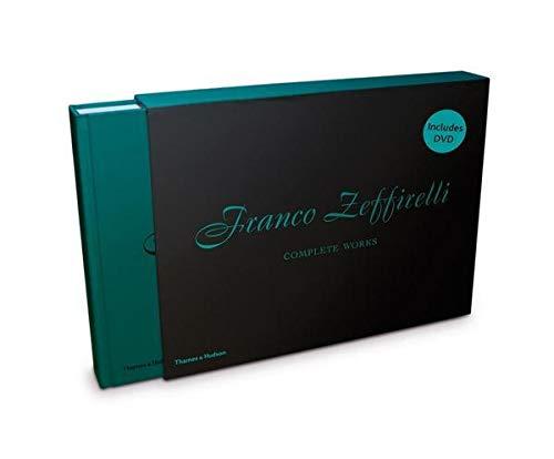 9780500515280: Franco Zeffirelli complete works theatre opera film /anglais