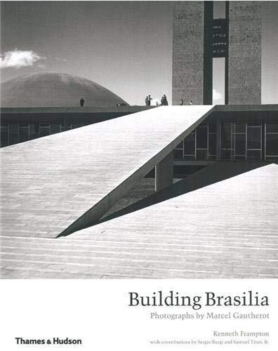 9780500515426: Building Brasilia