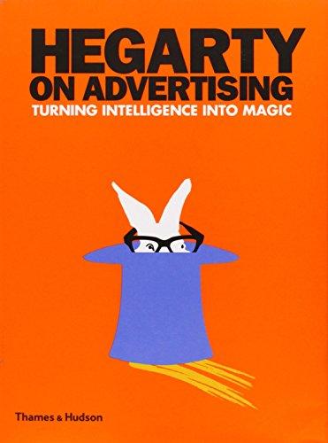 9780500515563: Hegarty on Advertising: Turning Intelligence into Magic