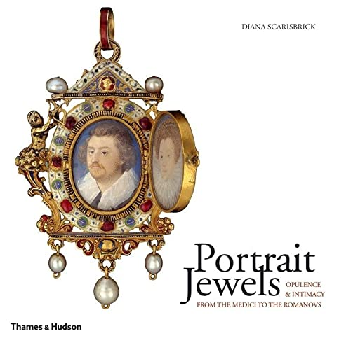 9780500515570: Portrait Jewels: Opulence and Intimacy from the Medici to the Romanovs