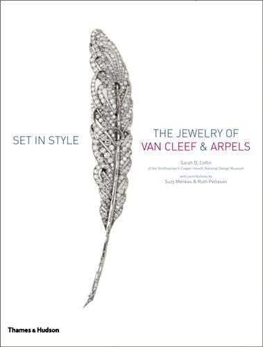 9780500515716: Set in Style: The Jewelry of Van Cleef & Arpels. Sarah Coffin, Suzy Menkes