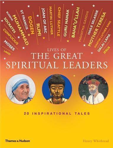 9780500515785: Lives of the Great Spiritual Leaders