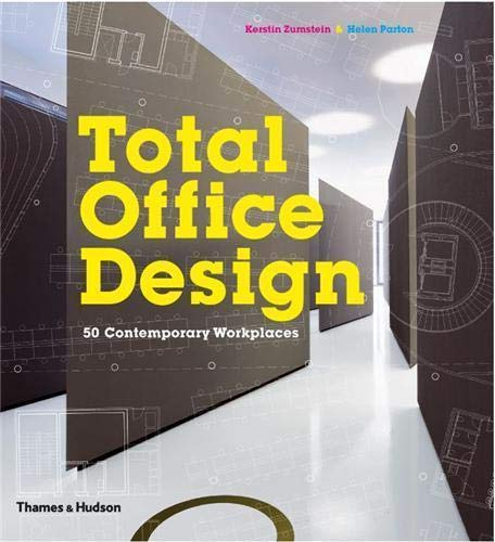 9780500515860: Total Office Design: 50 Contemporary Work Places