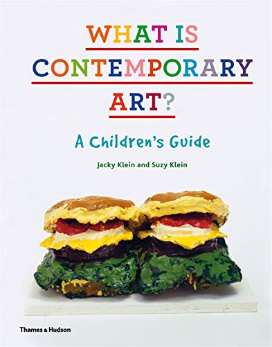 What is Contemporary Art?: Klein, Jacky