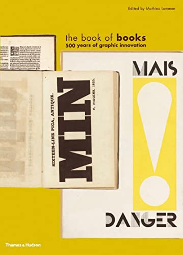 9780500515914: The Book of Books: 500 Years of Graphic Innovation
