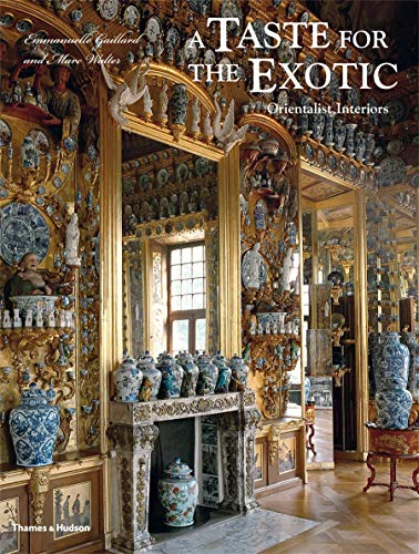 Taste for the Exotic (A) - Orientalist Interiors